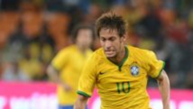 Neymar se pone nervioso de pensar en la proximidad del Mundial.