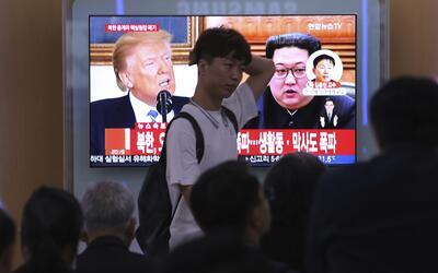 Cumbre EEUU- Corea del Norte