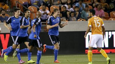 Houston Dynamo 0 - San Jose Earthquakes 1