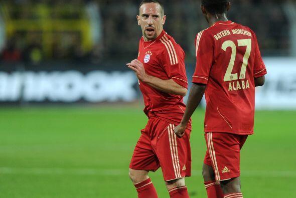 En general, el Bayern ha tenido más regularidad en la Liga de Campeones...