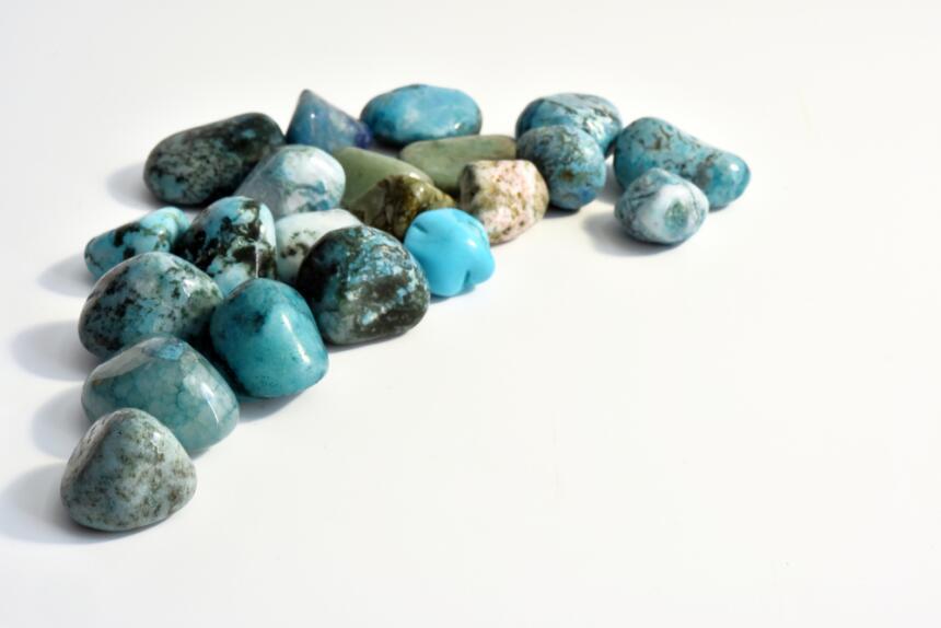 turquesa piedra