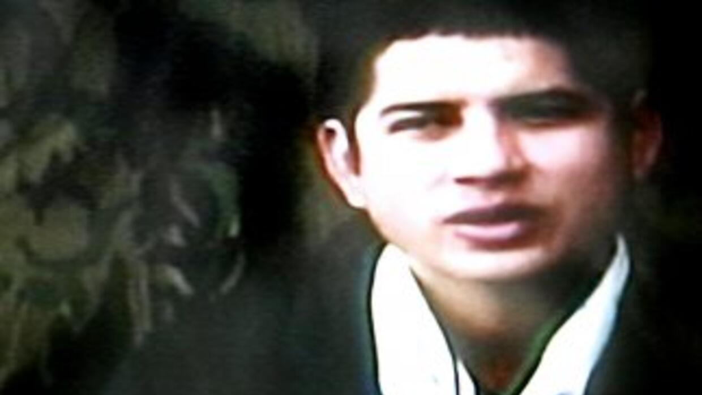 El policía Guillermo Solórzano, es uno de los cinco rehenes que las FARC...