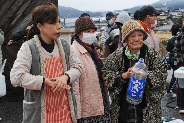 Japón sufre la peor crisis nuclear desde las bombas atómicas arrojadas a...