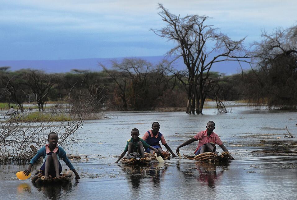 Niños Kenya
