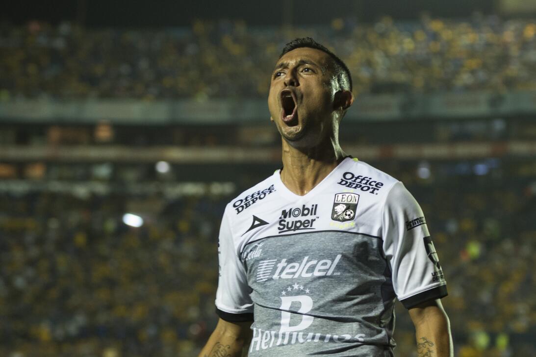 Alerta Liga MX: solo tres mexicanos en el Top 20 de goleadores 014 Elías...