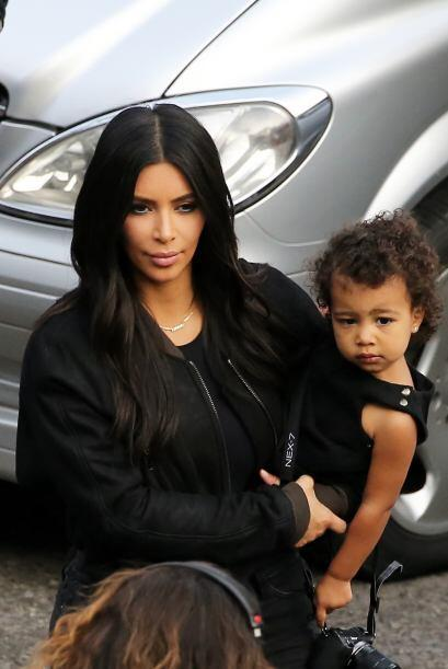 Kim cargó con su amor, Nori West.