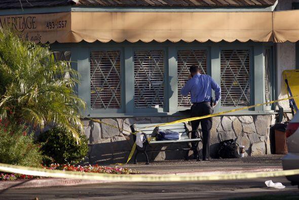 12 octubre de 2011. Ocho personas mueren y otra resulta herida grave en...