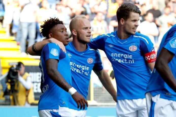El Chuky volvió a hacer de la suyas en triunfo del PSV PSV.JPG