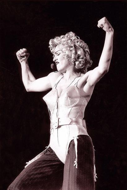 Madonna transformacion