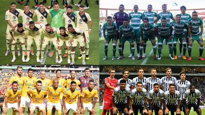 En fotos: El top 5 de las playeras más bonitas del fútbol mexicano