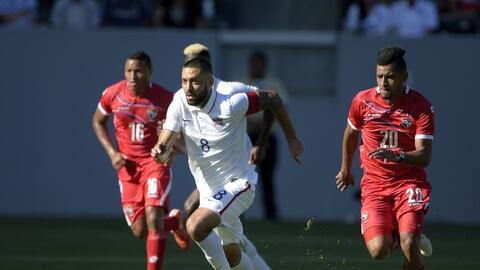 Clint Dempsey y el Team USA tendrán un duro duelo ante Panamá.