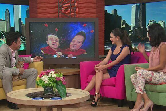 El show de Mira Quién Baila y sus participantes fueron comentados...