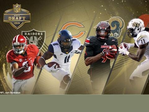 Cerca ya del Draft 2015 de la NFL y Charles Davis nos da sus prediccione...