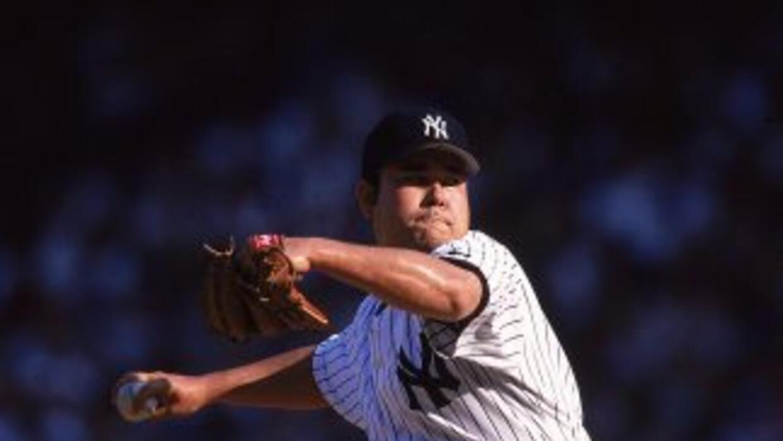"""Hideki Irabu (Mayo 15, 1969 """" Julio 27, 2011)"""