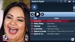 OMG! Sandra revela todo lo que hace despacito