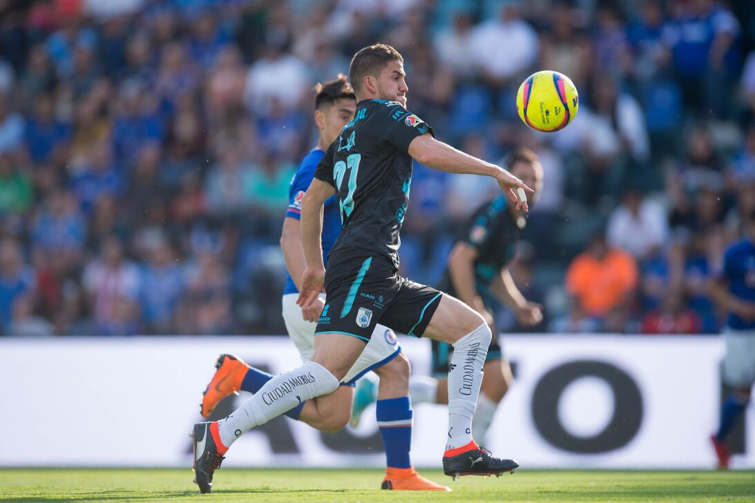 Cruz Azul perdió con Querétaro en una derrota dolorosa en el Clausura 20...