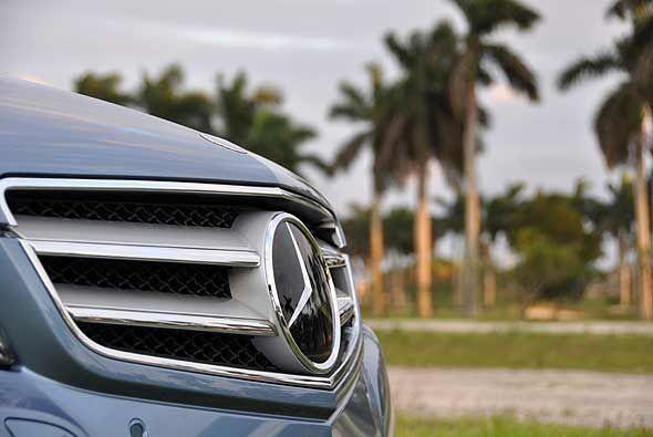 Los rasgos de diseño típicos de Mercedes-Benz se pueden observar en todo...