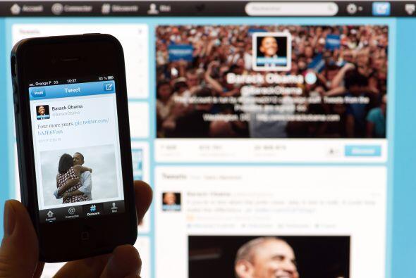 En 2012 el número de gobiernos que vio con buenos ojos el uso de redes s...