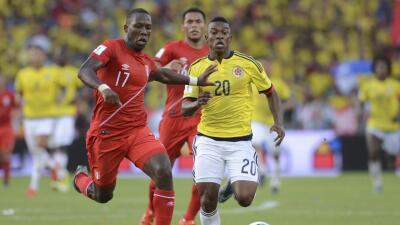Fabián Castillo, Justin Meram y Krisztian Németh participan con sus selecciones en eliminatorias