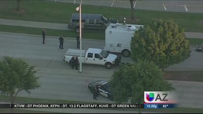 FBI inspecciona apartamentos de pistoleros en Phoenix