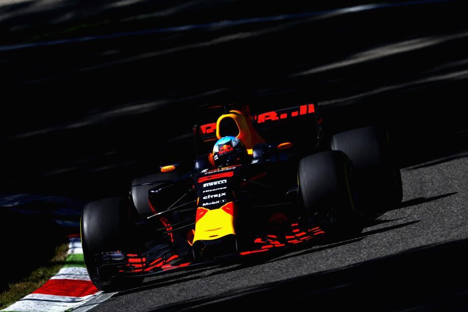 Hamilton gana en Monza y es nuevo líder, Vettel fue tercero Daniel Ricci...