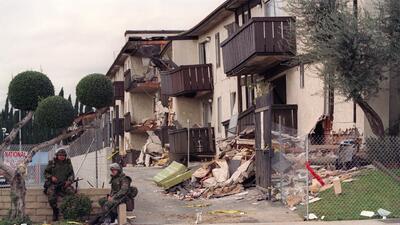 Hoy hace 25 años un terremoto golpeó a Los Ángeles
