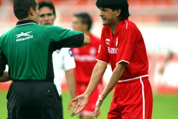 José Saturnino Cardozo puede estar tranquilo en el banquillo de Toluca c...
