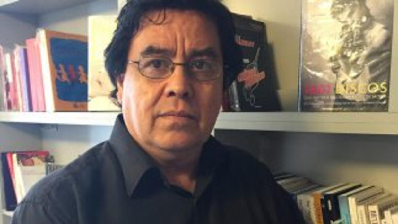El periodista paraguayo Cándido Figueredo