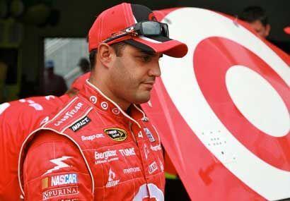 Juan Pablo Montoya participó en la 51 edición de las 500 millas de Daytona.