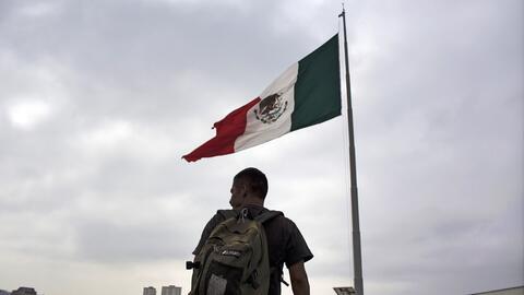 El retorno a México.