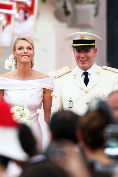 """Con este matrimonio """"se abre una nueva página en la historia..."""