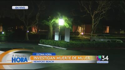 Investigan muerte de mujer en Newport Beach LA%20crime.jpg