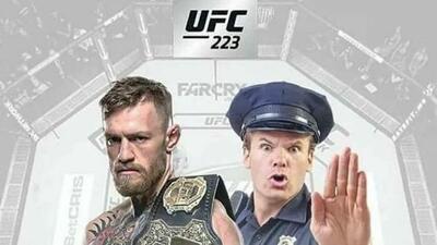Los mejores memes de la histeria de McGregor y su enfrentamiento con la justicia