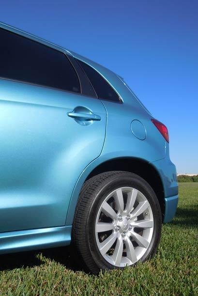 Además el modelo SE cuenta con tracción en las cuatro ruedas, para quien...