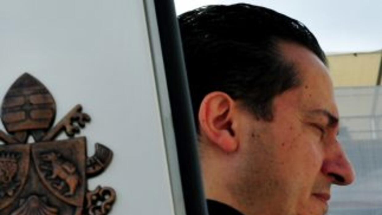 """El mayordomo papal, Paolo Gabriele, único imputado en el proceso """"vatile..."""
