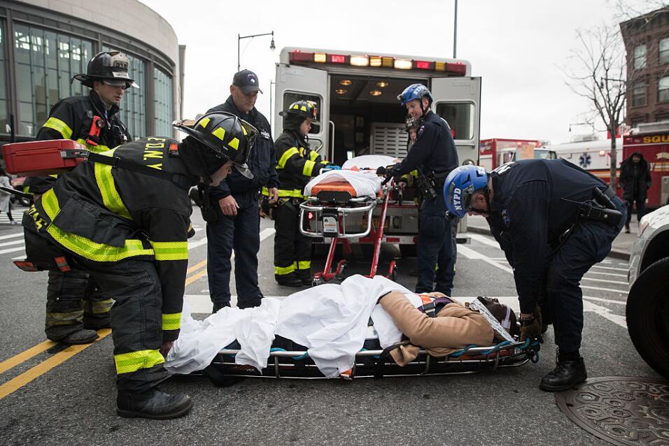 Las causas del accidente están bajo investigación. Pero el gobernador de...