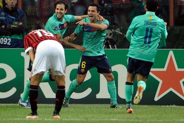 Por su parte, Barcelona en el Grupo H compartió  sector con el poderoso...