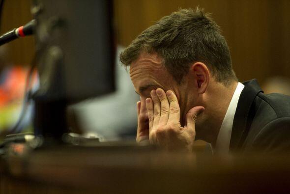 El atleta sudafricano Oscar Pistorius está en prisión por el asesinato d...