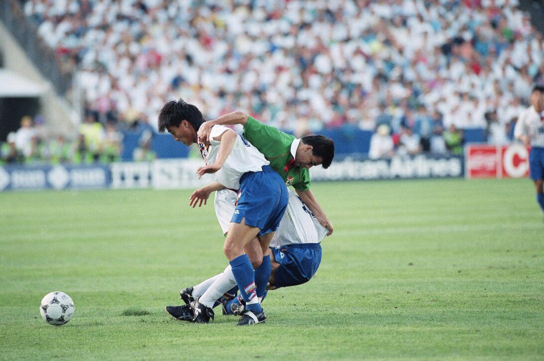 Historias de Mundiales: el 'débil' Corea del Sur que asustó a los grande...