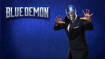 'Blue Demon', la leyenda de la lucha libre llega a Univision y U...