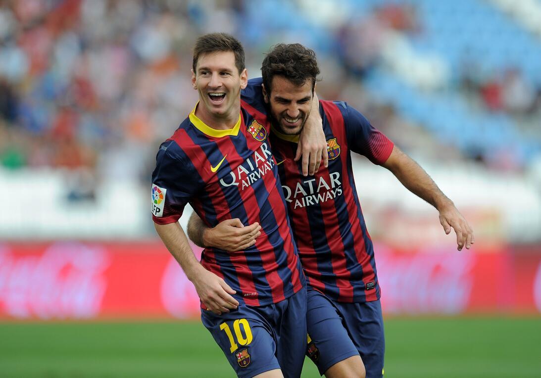 ¡Las joyas de Messi!: el argentino mostró su colección de playeras cambi...