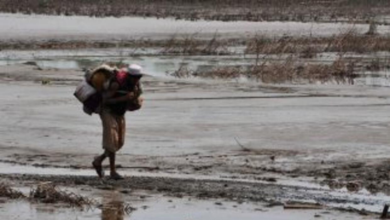 Miles de personas han enfermado en África Occidental a causa de una grav...