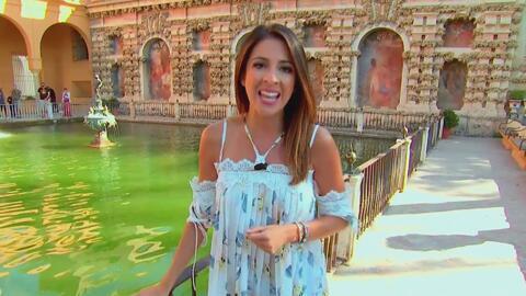Descubre junto a Maity Interiano la magia del Palacio del Real Alcázar,...