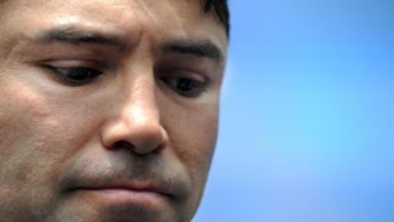 """""""scar De la Hoya aceptó que tenia problemas personales y se internó en u..."""