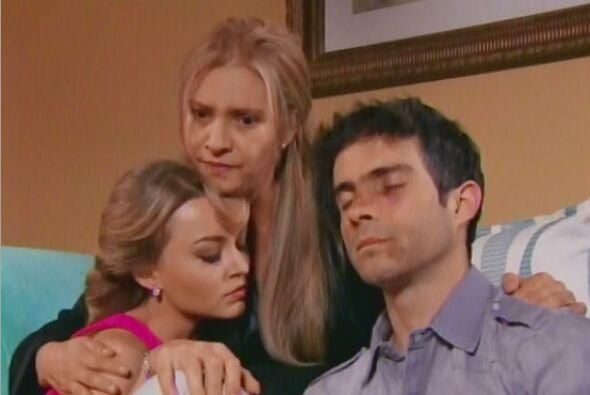 """""""Montserrat"""" y """"Dimitrio"""" no le perdonaron que al final de todo los enga..."""
