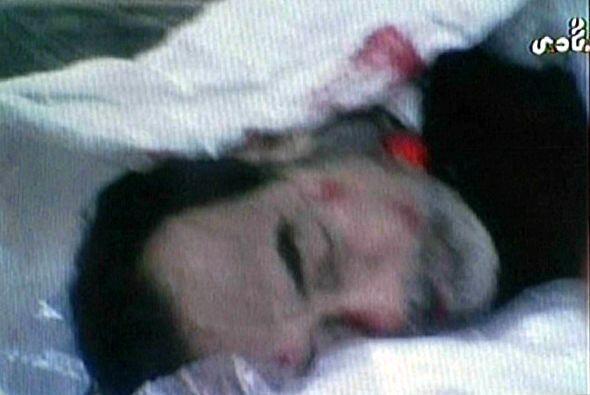 El 30 de diciembre de 2006 fue ejecutado en la horca el dictador iraqu&i...