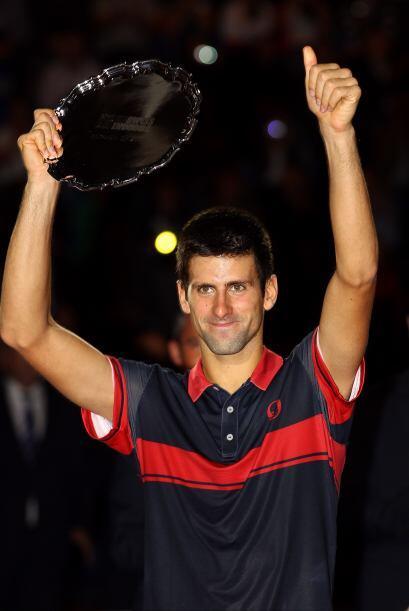 3. Novak Djokovic (SRB) 6945