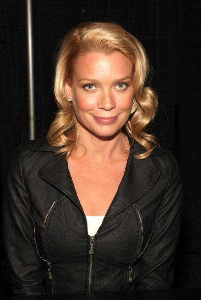 Laurie en octubre de 2011 participó en las conferencias de la con...