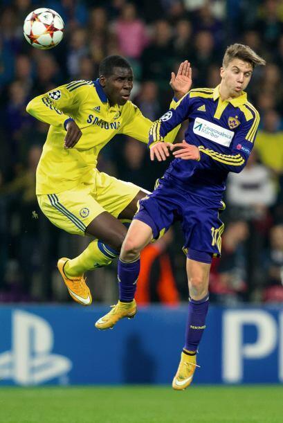 Chelsea empató 1-1 con el Maribor, los ingleses tuvieron la chanc...