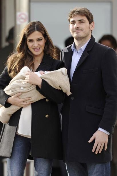 La bonita pareja que forman Sara Carbonero e Iker Casillas dio fruto est...